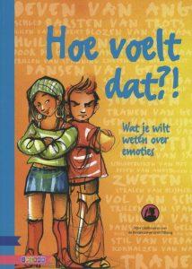 Kinderboek HoeVoeltDat